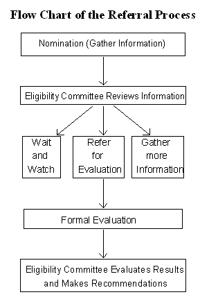 Flow Chart of the Referral Process
